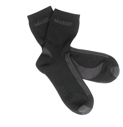 MASCOT® Asmara - black/dark anthracite - Socks