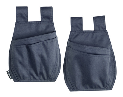 MASCOT® Bendigo - dark navy - Holster pockets, pair with two different