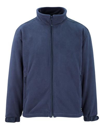 MACMICHAEL® Bogota - navy - Fleece Jacket with lightweight lining