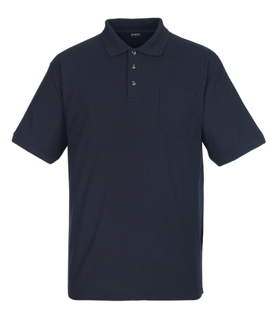 MASCOT® Borneo - dark navy - Polo Shirt, classic fit