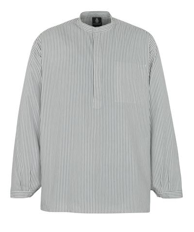 MASCOT® Buffalo - white/navy - Bricklayers Shirt