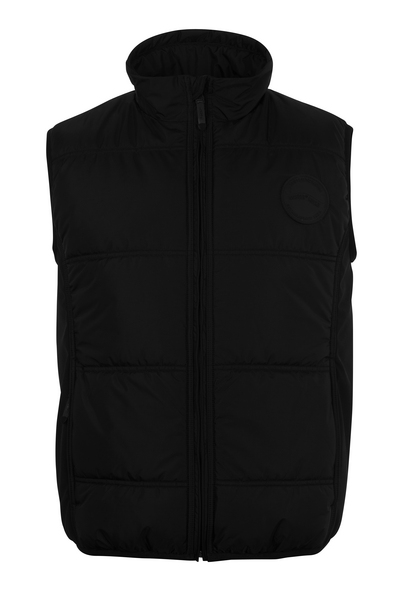 MASCOT® Calico - black - Winter Gilet, water-repellent