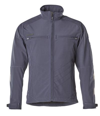 MASCOT® Dresden - dark navy - Softshell Jacket with fleece on inner side, water-repellent