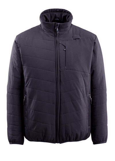 MASCOT® Erding - dark navy - Jacket with lining, water-repellent, highly insulating