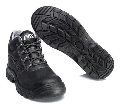 MACMICHAEL® Greenhorn - black - Safety Boot S3 with laces