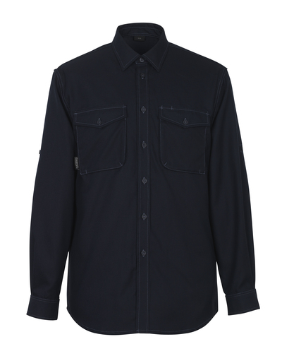 MASCOT® Hampton - dark navy - Shirt