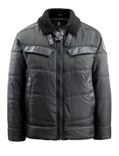 MASCOT® Haro - black - Winter Jacket, padded