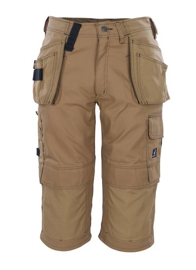 MASCOT® Jaca - khaki* - Craftsmen's ¾ Trousers