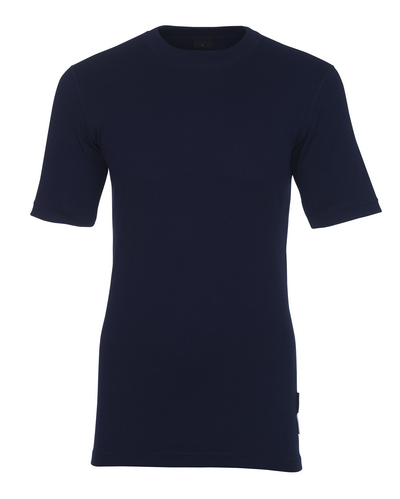 MASCOT® Kalix - navy - Functional Under Shirt, short sleeved, moisture wicking