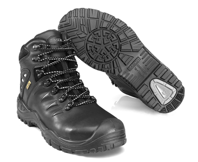 MASCOT® Kamet Plus - black - Safety Boot S3 with laces