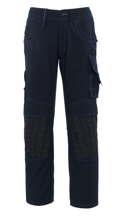 MASCOT® Laronde - dark navy* - Trousers with kneepad pockets