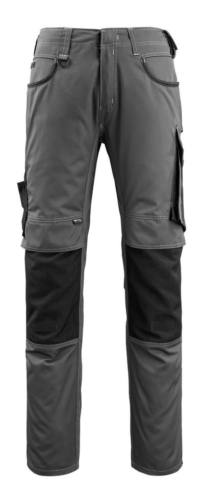 MASCOT® Lemberg - dark anthracite/black - Trousers