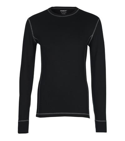 MASCOT® Logrono - black - Thermal Under Shirt