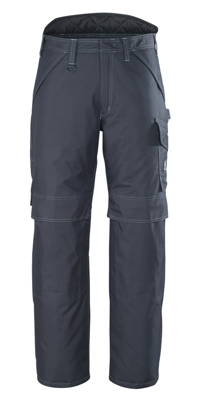 MASCOT® Louisville - dark navy - Winter Trousers, waterproof