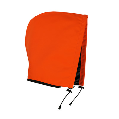 MASCOT® MacAllen - hi-vis orange - Hood with zip
