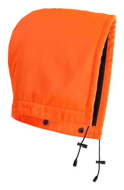 MASCOT® MacAllen - hi-vis orange* - Hood with press studs and lining, water-repellent