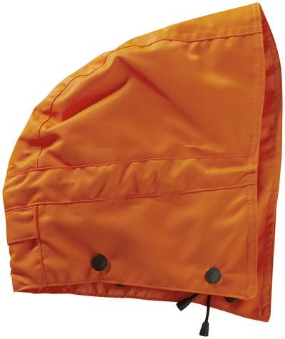 MASCOT® MacCall - hi-vis orange - Hood with press studs