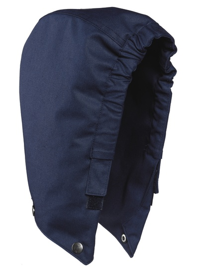 MASCOT® MacGill - navy - Hood with press studs