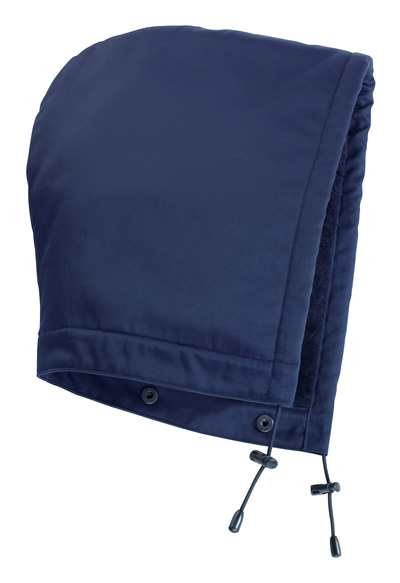MASCOT® MacKenzie - navy - Hood with press studs
