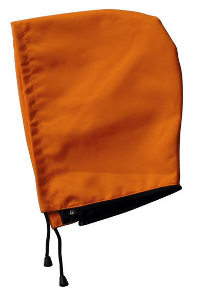 MASCOT® MacKlin - hi-vis orange* - Hood with zip