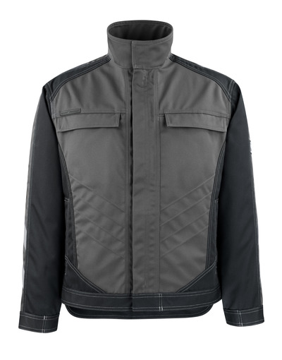MASCOT® Mainz - dark anthracite/black - Jacket, high durability