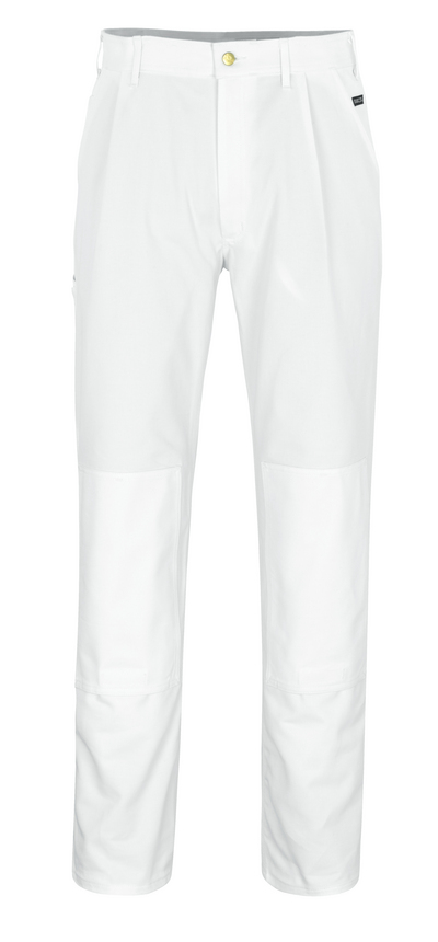 MASCOT® Michigan - white* - Trousers with kneepad pockets