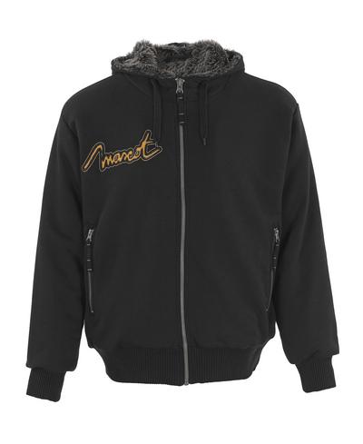 MASCOT® Monforte - black* - Hoodie