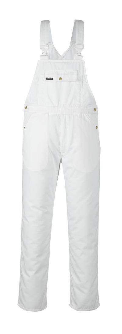 MASCOT® Nevada - white* - Bib & Brace
