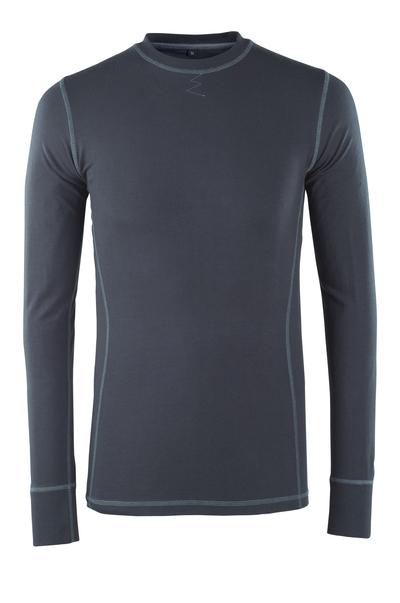 MASCOT® Olten - dark navy - Functional Under Shirt, multi-protective