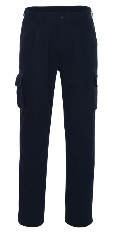 MASCOT® Pasadena - navy - Trousers with kneepad pockets, lightweight