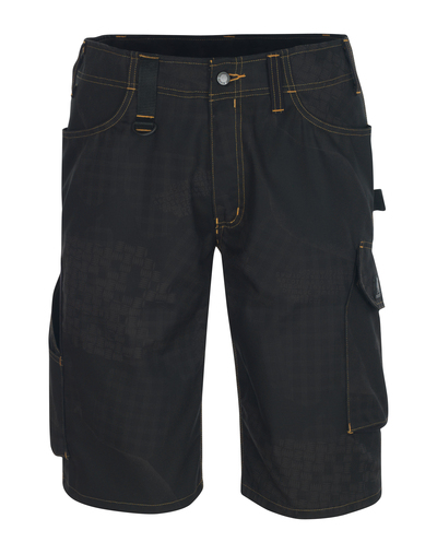 MASCOT® Pedroso - black with print* - Shorts