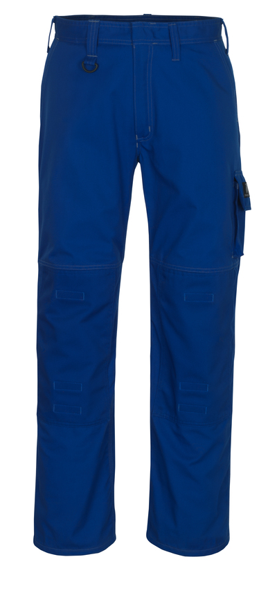 MASCOT® Riverside - royal* - Trousers with kneepad pockets, high durability
