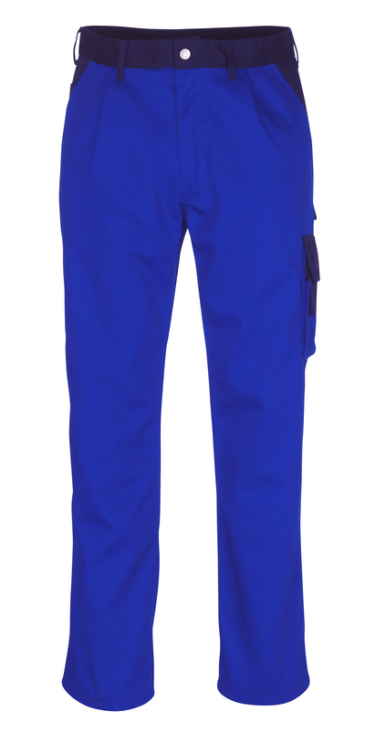MASCOT® Salerno - royal/navy* - Trousers, high durability