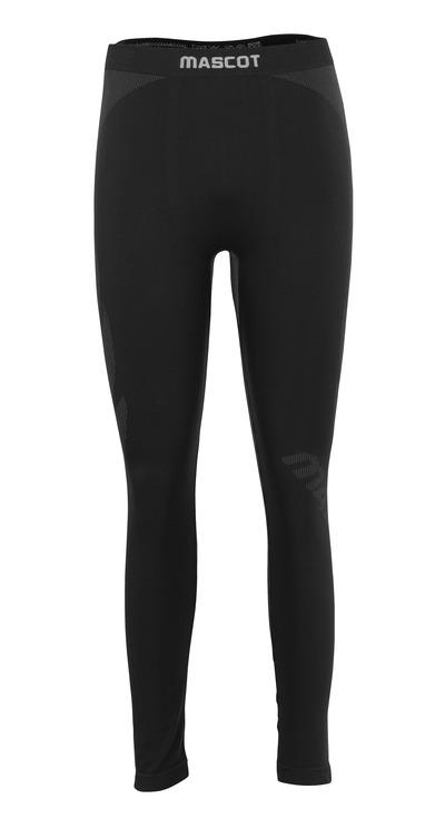 MASCOT® Segura - dark anthracite - Functional Under Trousers, lightweight, moisture wicking