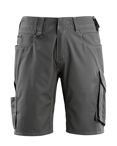 MASCOT® Stuttgart - dark anthracite/black - Shorts
