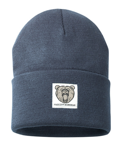 MASCOT® Tribeca - dark navy - Knitted Hat