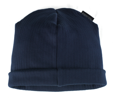 MASCOT® Visby - navy - Knitted Hat, moisture wicking